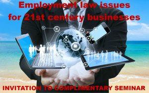 Employment Law for the 21st Century