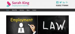 Sarah King Employment Lawyer