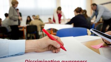 Workshop – Discrimination awareness – 3rd October 2018
